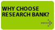What can we offer at Research Bank